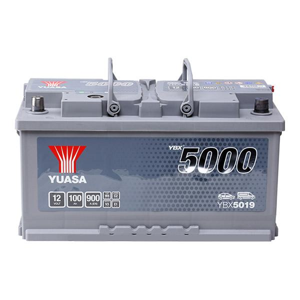 YBX5019 YUASA Starterbatterie Bewertung