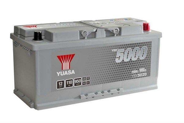 Akkumulator YUASA YBX5020
