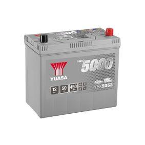 YBX5053 Akkumulator YUASA Erfahrung