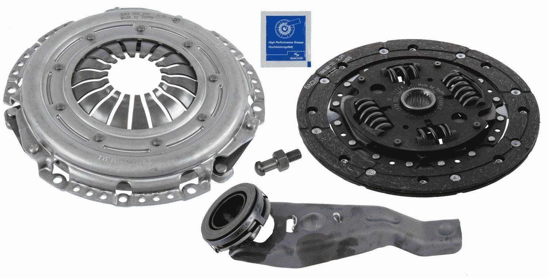 MAZDA 5 2021 Kupplungssystem - Original SACHS 3000 951 009 Ø: 228mm