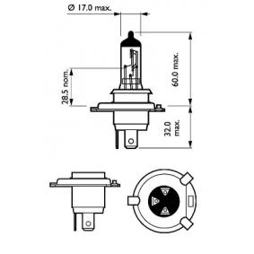 12342LLECOS2 Gloeilamp, verstraler PHILIPS - Goedkope merkproducten