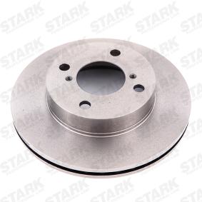 SKBD0022271 Bremsscheibe STARK SKBD-0022271 - Große Auswahl - stark reduziert