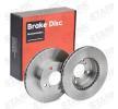Bremsscheiben SKBD-0022271 mit vorteilhaften STARK Preis-Leistungs-Verhältnis
