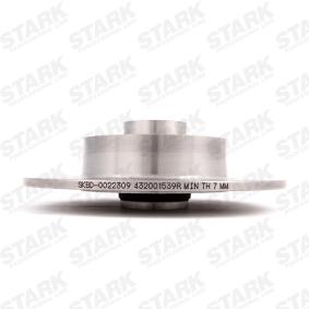 SKBD-0022309 Scheibenbremsen STARK - Markenprodukte billig