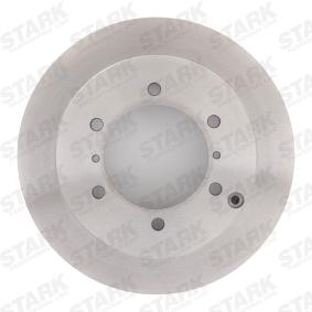 SKBD0022124 Bremsscheiben STARK SKBD-0022124 - Große Auswahl - stark reduziert