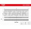Filter, Innenraumluft STARK SKIF-0170103 Bewertungen