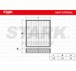 Pollenfilter SKIF-0170234 mit vorteilhaften STARK Preis-Leistungs-Verhältnis