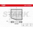 Filter, Innenraumluft SKIF-0170201 — aktuelle Top OE 46 770 834 Ersatzteile-Angebote