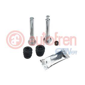 Achetez et remplacez Jeu de douilles de guidage, étrier de frein D7177C