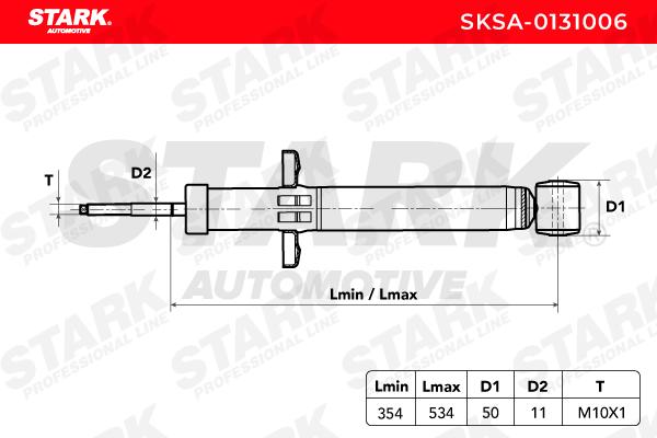 STARK | Stoßdämpfer SKSA-0131006
