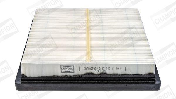 Zracni filter CAF100937P z izjemnim razmerjem med CHAMPION ceno in zmogljivostjo