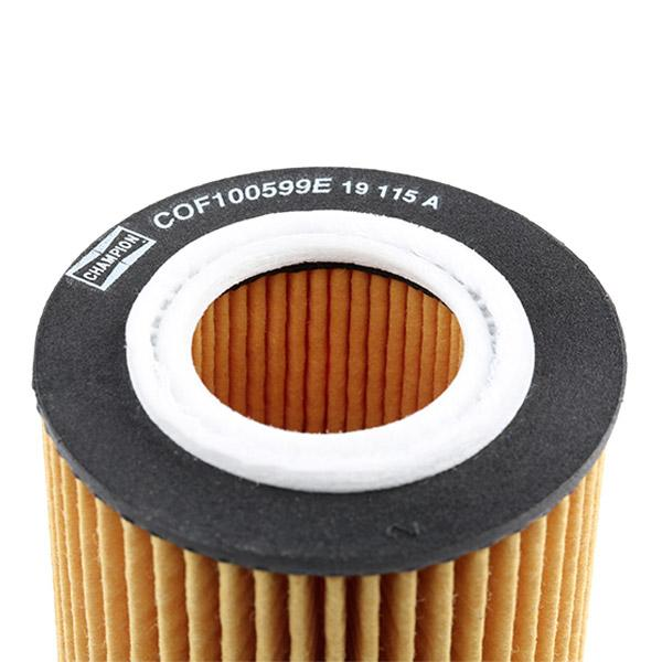 COF100599E Filter CHAMPION - Markenprodukte billig