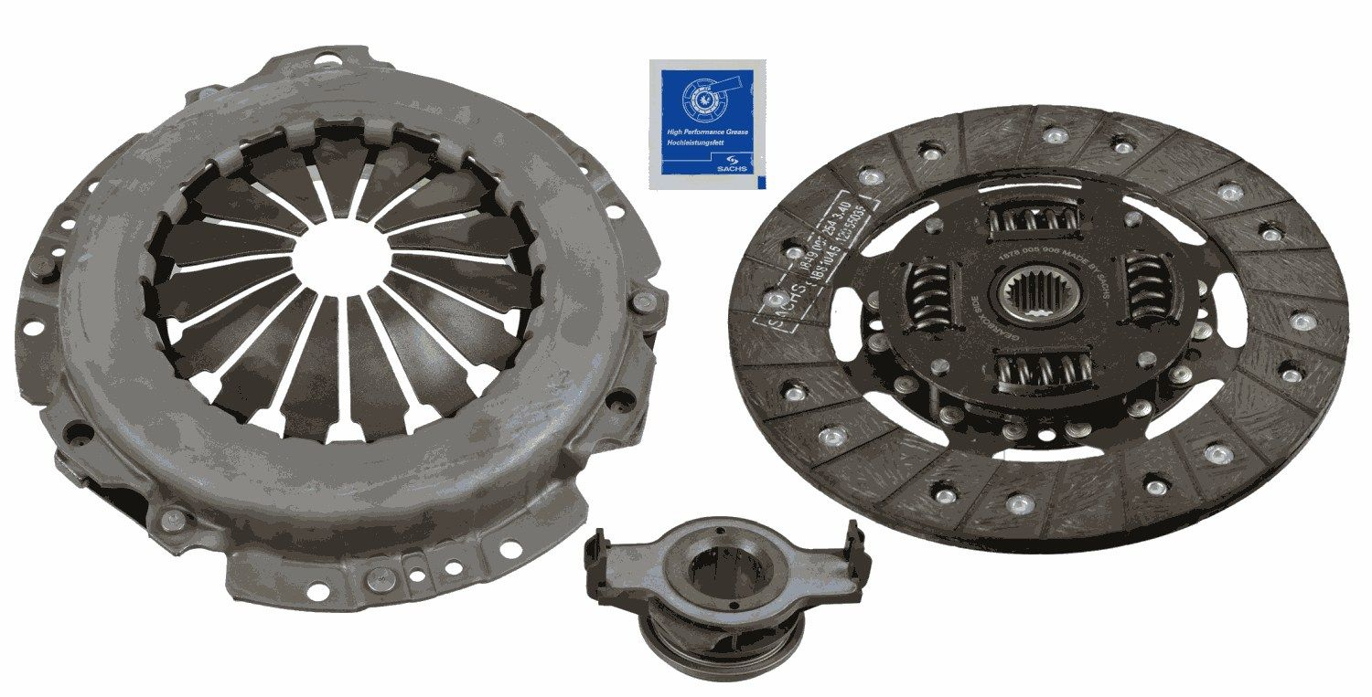 Clutch Kit SACHS 3000 951 072 Reviews