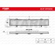 Filter, Innenraumluft STARK SKIF-0170010 Bewertungen