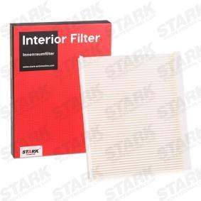 Filter, Innenraumluft STARK SKIF-0170048 günstige Verschleißteile kaufen