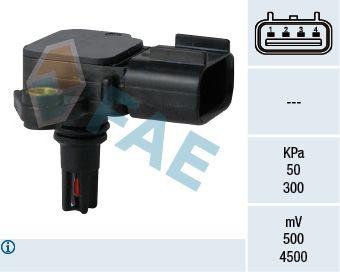 15114 FAE Pol-Anzahl: 4-polig Sensor, Saugrohrdruck 15114 günstig kaufen