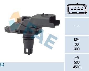 OE Original Sensor, Saugrohrdruck 15132 FAE