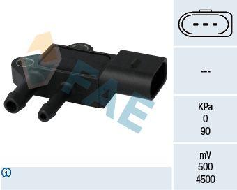 FAE Sensor, Abgasdruck 16101