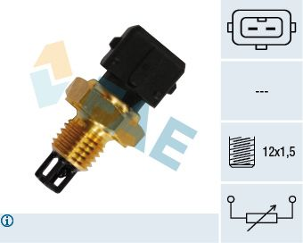 Sensor, insugslufttemperatur FAE 33160 låga priser - Handla nu!