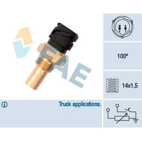 Sensor, Kühlmitteltemperatur FAE 34375 mit 29% Rabatt kaufen