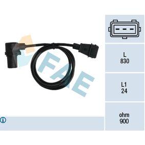 Comprare 79339 FAE Lungh. cavo: 830mm, N° poli: 3a... poli Generatore di impulsi, Albero a gomiti 79339 poco costoso