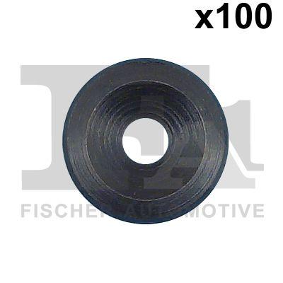 Wärmeschutzscheibe, Einspritzanlage FA1 554.970.100