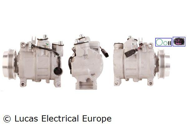 Original AUDI Klimakompressor ACP863