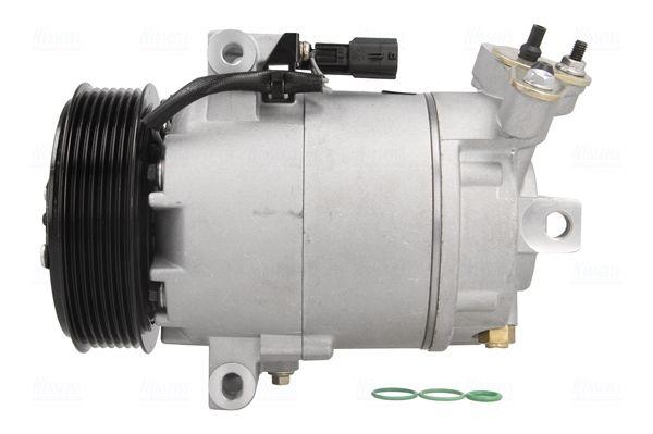 Original RENAULT Kompressor Klimaanlage 890015