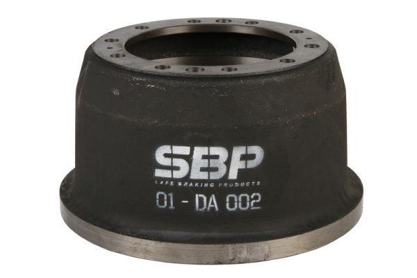 SBP Tamburo freno per DAF – numero articolo: 01-DA002