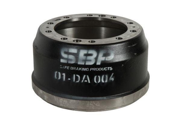 SBP Tamburo freno per DAF – numero articolo: 01-DA004