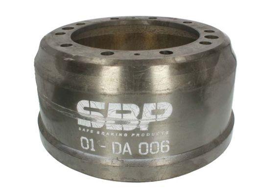 Bremstrommel SBP 01-DA006 mit 18% Rabatt kaufen