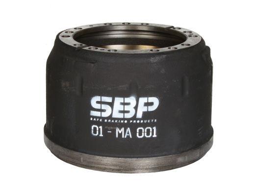 SBP Bremstrommel für MAN - Artikelnummer: 01-MA001