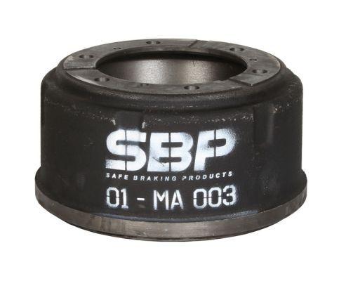 Acquisti SBP Tamburo freno 01-MA003 furgone
