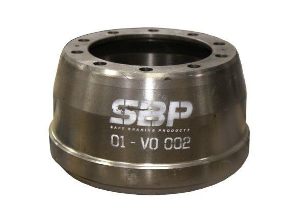 Buy SBP Brake Drum 01-VO002 truck