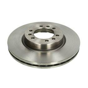 02-IV001 SBP Vorderachse, belüftet Ø: 290mm, Lochanzahl: 9, Bremsscheibendicke: 26mm Bremsscheibe 02-IV001 günstig kaufen