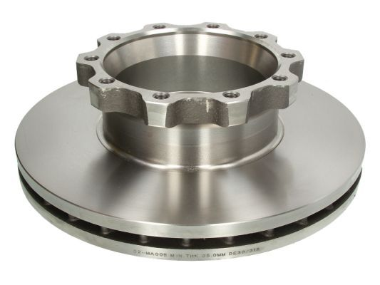 Bremsscheibe SBP 02-MA005 mit 16% Rabatt kaufen