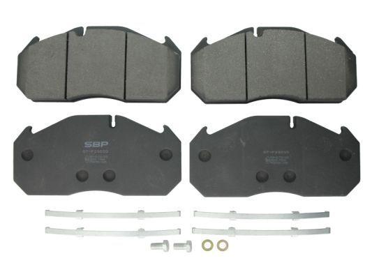 Bremsbelagsatz SBP 07-P29030
