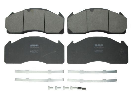 Bremsklötze SBP 07-P29125