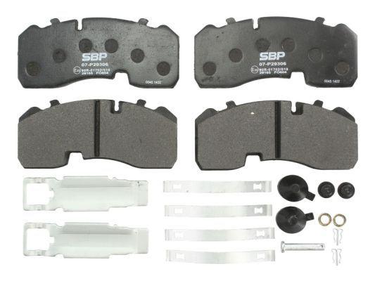 Bremsbelagsatz SBP 07-P29306