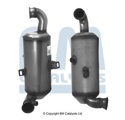 BM CATALYSTS: Original Rußpartikelfilter BM11013H ()