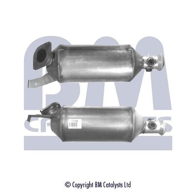 BM CATALYSTS: Original Dieselpartikelfilter BM11106 ()