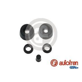 Įsigyti ir pakeisti remonto komplektas, rato stabdžių cilindras AUTOFREN SEINSA D3416