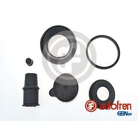 Kupite in zamenjajte Komplet za popravilo, sedlo kolutne zavore AUTOFREN SEINSA D4050