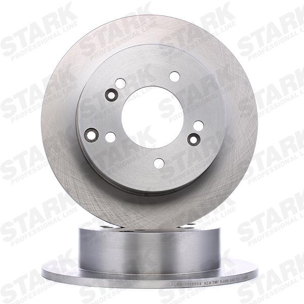 Bremsscheiben STARK SKBD-0020324 Bremsscheibe Scheibenbremsen x2