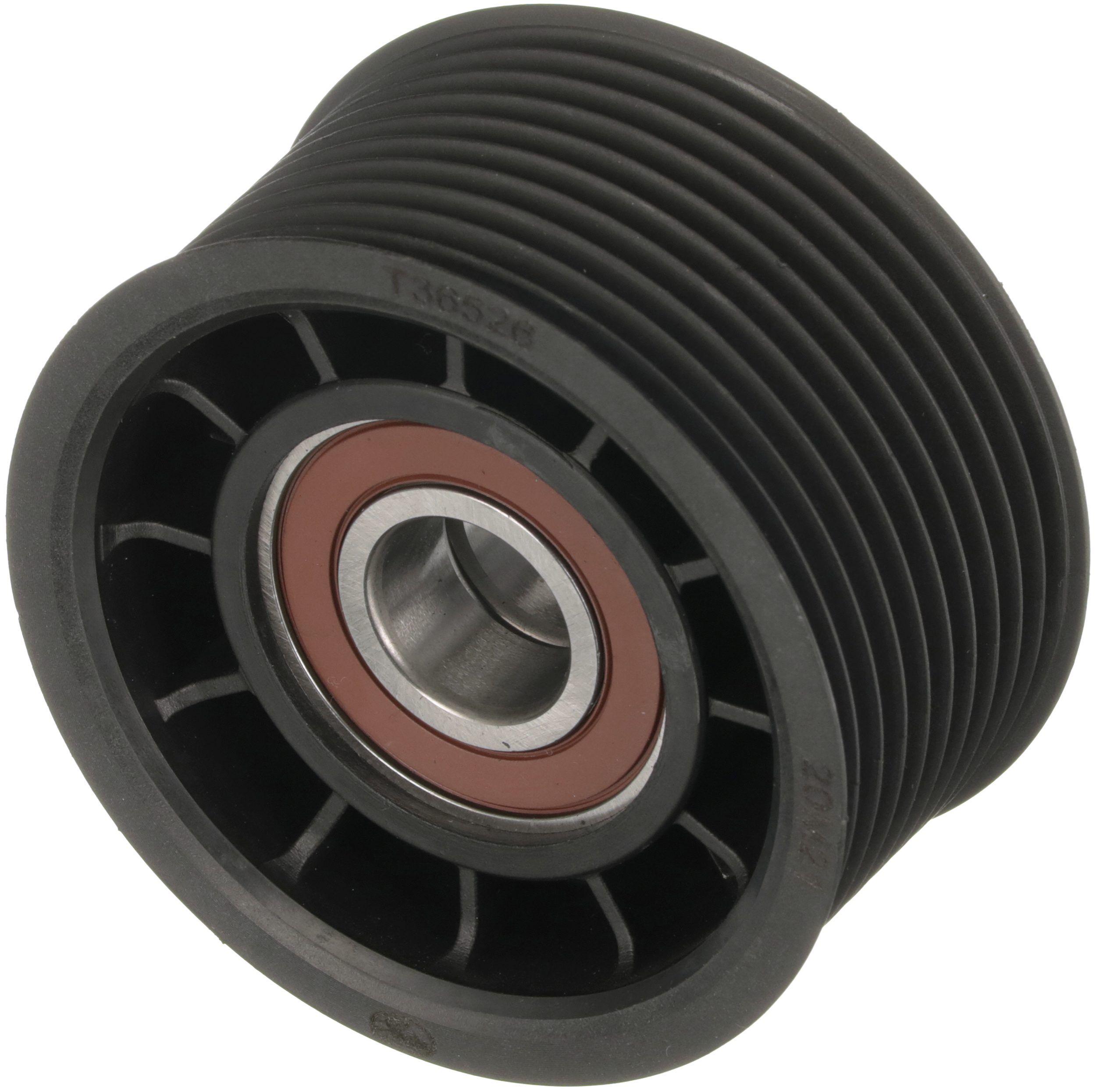 GATES Rolka kierunkowa / prowadząca, pasek klinowy zębaty do RENAULT TRUCKS - numer produktu: T36526