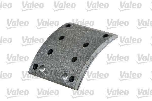 Bremsbelagsatz, Trommelbremse VALEO 219487 mit 21% Rabatt kaufen