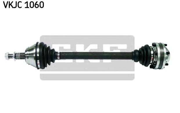 VW BORA 2000 Antriebswelle - Original SKF VKJC 1060 Länge: 656mm, Außenverz.Radseite: 36