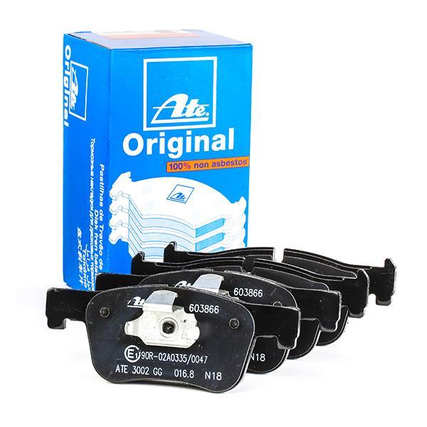13.0460-3866.2 Bremsbelagsatz ATE - Markenprodukte billig