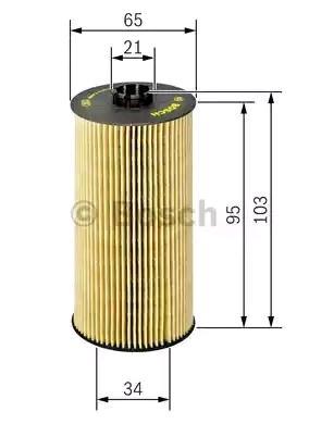 F 026 407 157 BOSCH Ölfilter Bewertung