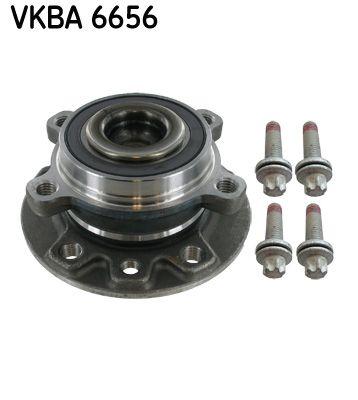 Купете VKBA 6656 SKF с датчик-пръстен за ABS Комплект колесен лагер VKBA 6656 евтино